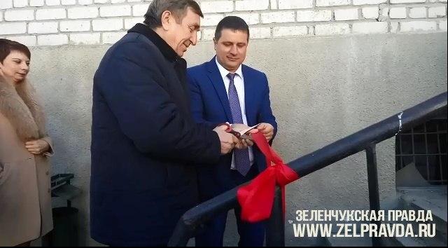 В станице Зеленчукской открыли «новый» офис ОФМС