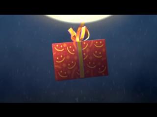 Animated films for adults.Cheerful Santa.-C;LBD8;L-K 4;O 27@-A;KE.-5A5;K9 !0=B0