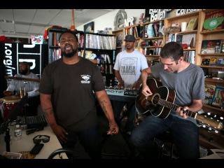 The Foreign Exchange: NPR Music Tiny Desk Concert