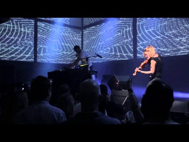 Thylacine - Closing feat. Elissa Cassini Live @ La Gaité Lyrique