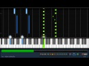 Fly Ludovico Einaudi Intouchables Piano Tutorial by PlutaX Synthesia
