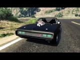 Dodge Charger 1970 Fast & Furious 7 для GTA 5