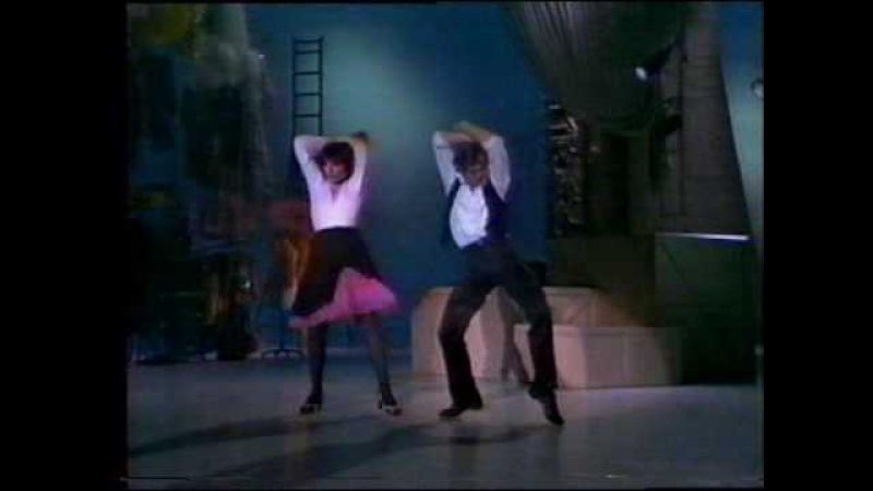 Baryshnikov on Broadway with Liza Minnelli (1980) - medley of dances