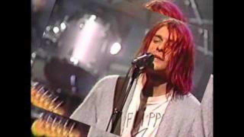 Nirvana - Territorial Pissings (SNL 1992)