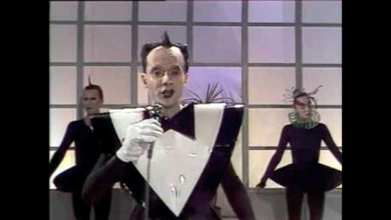 Klaus Nomi - Nomi Song 1982 (re-up)