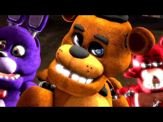[FNAF SFM SAXXY AWARDS 2015 - COMEDY ACTION DRAMA] FNAF VS TF2 (SFM)