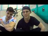 Денис Павлов и Стас Шатило тест bmx 25kg !!!!!!!!!!!!