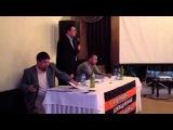 Евгений Фёдоров. Встреча в Челябинске 10.07.2015 часть 2