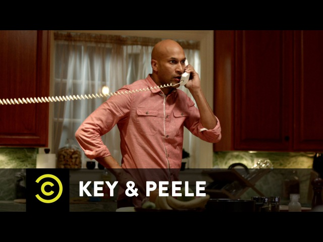 Key Peele - The Telemarketer - Uncensored