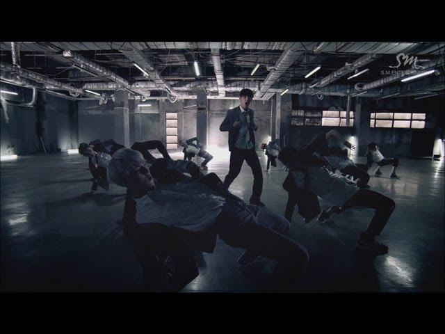 EXO 엑소 으르렁 (Growl) MV (Korean Ver.)