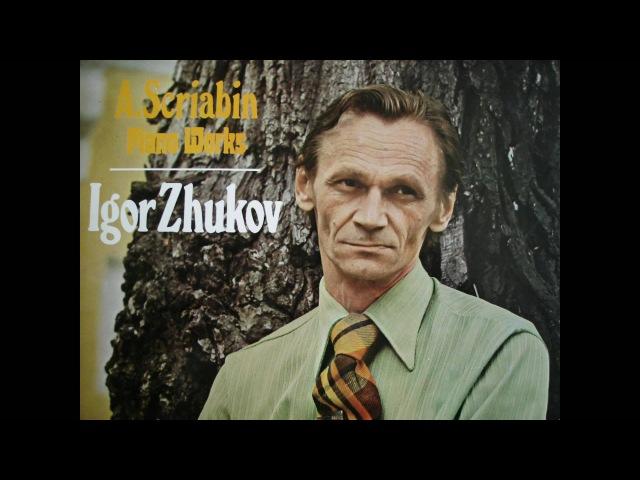 Scriabin 5 Preludes Op 16 IGOR ZHUKOV