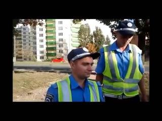 ДПС Беспредел, РАЗВОД ГАИ, ГАИшники ПОРТЯТ МАШИНУ, ХАРЬКОВ Украина 2015 №18