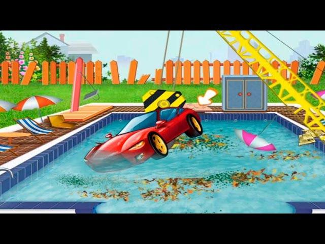 Мультик - Малыши - герои спасают город. Развивающий мультик для детей.