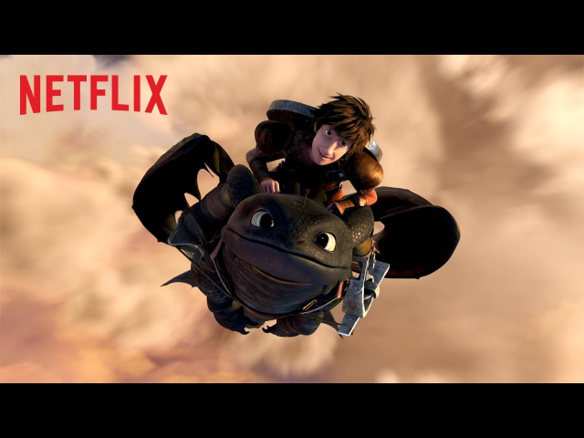 DreamWorks Dragons: Race to the Edge | Official Trailer [HD] | Netflix
