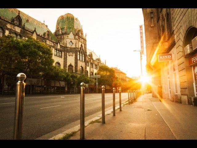 Будапешт Timelapse (NN Production)