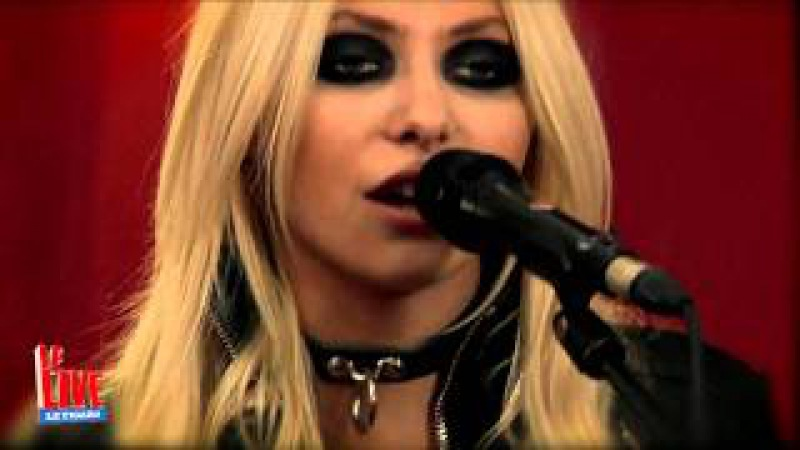 The Pretty Reckless ( Taylor Momsen ) - Since You're Gone - Le Live