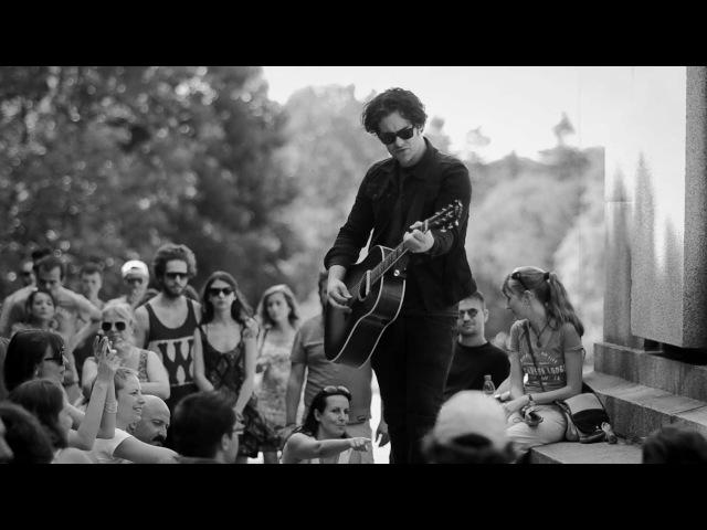 Robert Levon Been (B.R.M.C.) acoustic set in Sofia