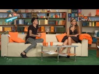 Лолита Брескку в программе Пробудись на нло тв