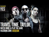 Travis Barker, Tinie Tempah and Katie Taylor - The Wild Ones