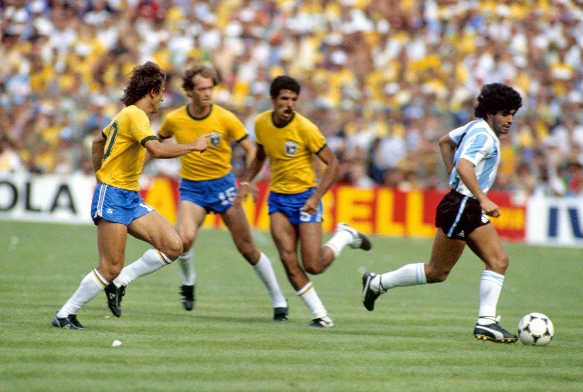 brasil argentina 1982