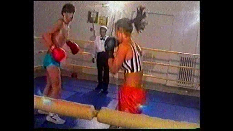 EU 27 Diana vs Soli DWW Boxing