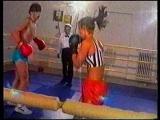 EU-27 Diana vs Soli (DWW Boxing)