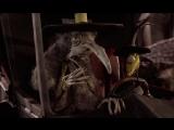 Кошмар перед Рождеством (1993) сценарий Тима Бёртона