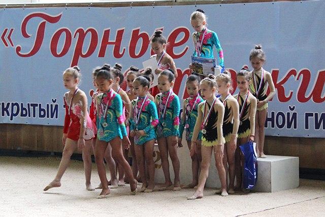 Грации станицы Зеленчукской призеры турнира по художественной гимнастике  «Горные ласточки»