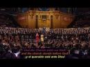 """Sinfonía Nº 9 en Re menor Op 125 Coral"""" Ludwig van Beethoven Germ Engl Span subtitles"""
