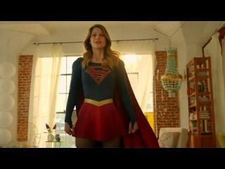 Супергерл - сериал Supergirl | Официальный трейлер