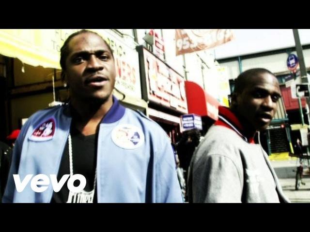 Clipse - Popular Demand (Popeyes) (featuring Camron)