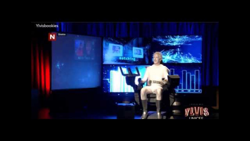 Ylvis - Magnus Jr from the future - IKMY 25.11.14 (Eng subs)
