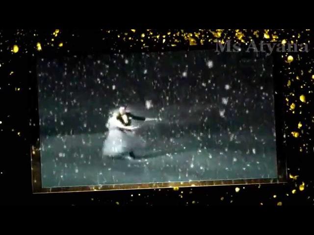Ретро 50 е - Оскар Строк - Зимнее танго (клип)