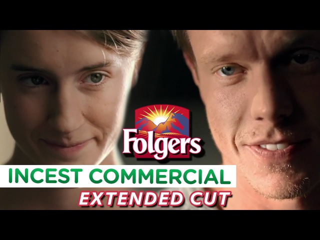 Folgers Incest Commercial - Extended Cut