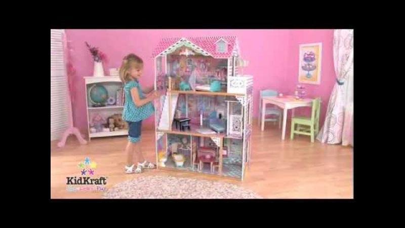 Кукольный домик Kidkraft Аннабель