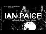 Ian Paice (Deep Purple) live in Sicily - Canicatt