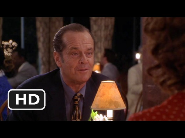 You Make Me Want to Be a Better Man - As Good as It Gets (78) Movie CLIP (1997) HD