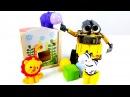 Видео для детей: робот ВАЛЛИ и новые друзья! Роботы Игрушки! Wall E