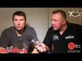 2015 Moscow Bodybuilding Championships INTERVIEW Oleg Makchancev