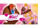 Winx Club - Встречайте новые шоколадные шары от Чупа Чупс!