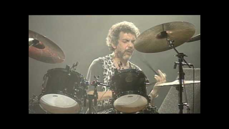 Steve Gadd Solo With Jean-Yves D'Angelo on Piano 1993