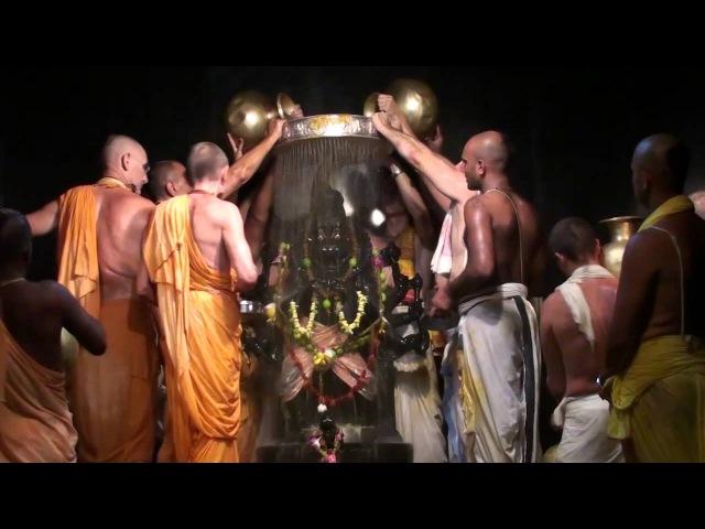 Nrisimha Chaturdasi 2011 - Abhisek - Part 2