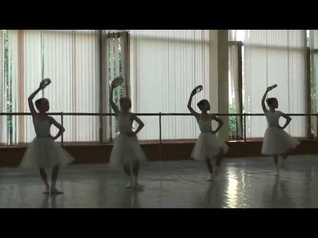 Подготовительный класс Вихревой Н.А. (МГАХ-2014) - ТАРАНТЕЛЛЫ №1 и №2