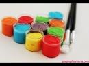 Смешиваем цвета Учим цвета Смешиваем краски Развивающий мультик для детей