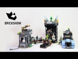 Lego Monster Fighters 9466 The Crazy Scientist and His Monster Build & Review