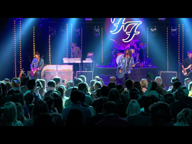 Foo Fighters Something From Nothing Live on the Honda Stage at the iHeartRadio Theater LA