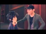Tadashi tells Hiro he is too sexy ~