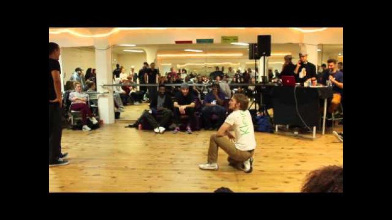 Samsam VS Sami - Popping Final - Battle On sen Fish 2