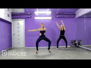 Видео уроки танцев – Go Go. Часть 5.