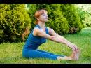 Йога для похудения Йога для начинающих с Катериной Буйда